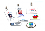 Full Color Name Badges Badges