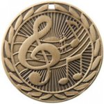 FE Series Medals -Music  Music Trophy Awards