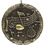 XR Medals -Band/Music Music Trophy Awards