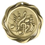 Fusion Medal  - Music Music Trophy Awards