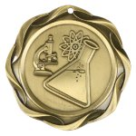 Fusion Medal  - Science Scholastic Trophy Awards