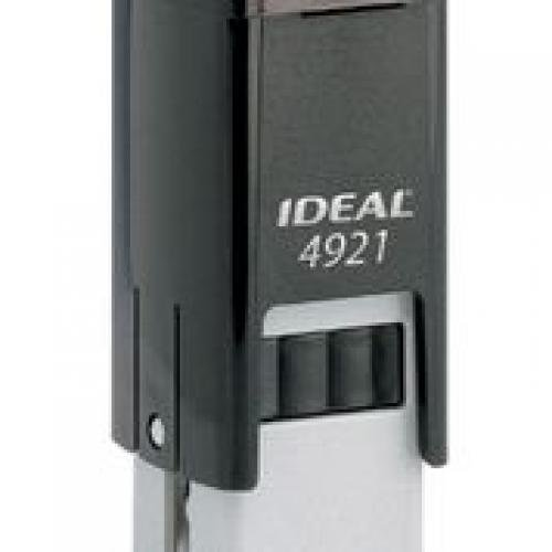 square self inking stamp ideal 4921 square self inking stamps